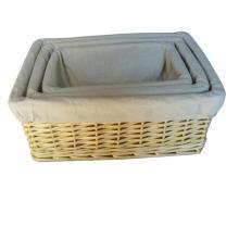 Handmade Wicker Storage Basket with Eco-Friendly (BC-ST1006)