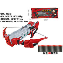 Flash 10PCS de Bullet Soft Bullet Bow e Crossbow