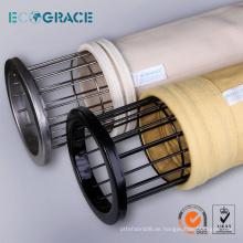 Staubfilterbeutelkäfig Edelstahlkäfig für Filtertasche
