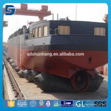 Usado para estaleiro airbag de lançamento de navio de borracha