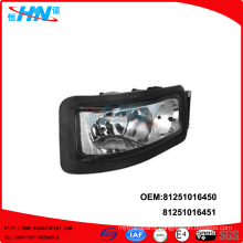 Head Lamp 81251016450 81251016451 Truck Parts For MAN