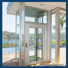 Commercial Glass Panoramic Home Hotel Edificio Ascensor Sightseeing Elevator