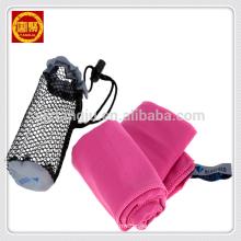 China proveedor de microfibra de viaje / deportes / campamento / toalla con bolsillo con cremallera, bolsa de microfibra de toalla de viaje China proveedor de microfibra de viaje / deportes / campamento / toalla con bolsillo de cremallera, bolsa de microf