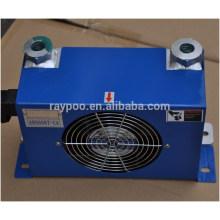 Гидравлические алюминиевые масляные радиаторы серии AH с пластинчатым оребрением