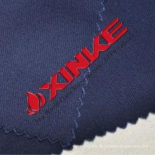 Xinke tecido anti-estático repelente de fogo de algodão protetora para indústria de petróleo e gás