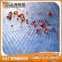 Matéria prima da tela não tecida de SMMMS para o material de consumo médico