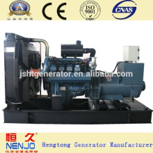 Дизельный генератор 400КВТ компания Doosan Set производство в Корее