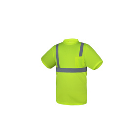 Customized EN ISO 20471 Class 2 Safety Shirt
