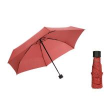 Buy Manufacturers Wholesale Cheap Promotional Mini Custom 5 Folding Rain Umbrella