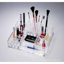 Les cas de maquillage acryliques populaires de 2015 (hx-q049)