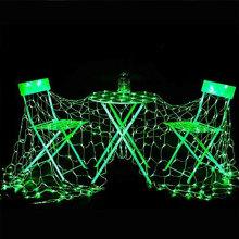 Décorations de jardin LED Net Lights String Lights
