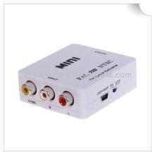 MINI TV System AV PAL To NTSC or NTSC TO PAL Converter Box
