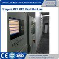 Línea profesional de extrusión de película fundida CPP
