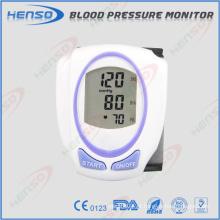 Monitor de pressão sanguínea no pulso