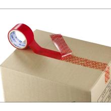 cinta de sellado de cartón personalizado