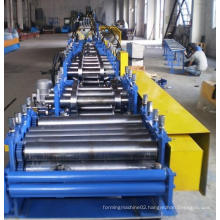 Servo Fly Cutting Curtain Rail Roll Forming Machine