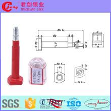 Made in China alta segura bloqueio parafuso Seal Jc-7004