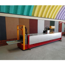 Full Automatic Steel Sheet Standing Seam Roof Panel Bending Forming Machine