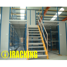 Mazzanine Shelving (2x)