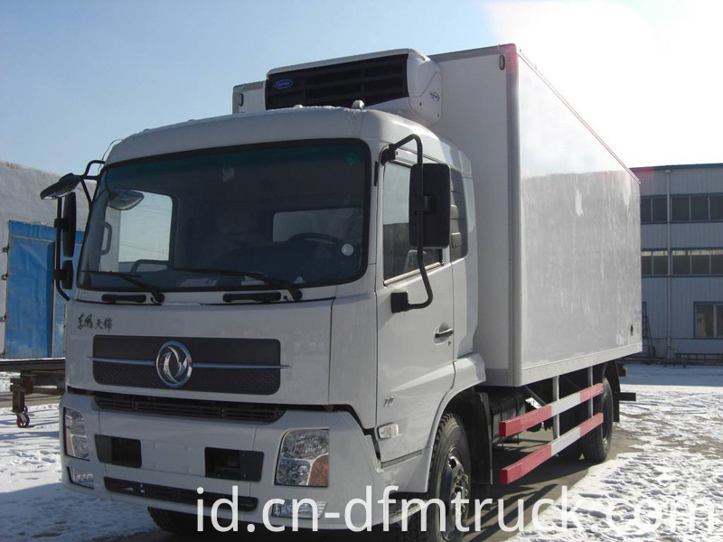 Dongfeng Refrigerator Truck 7