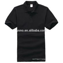 2017 usine prix hommes chemise en gros polo
