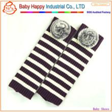 Nouveau design de haute qualité bébé jambières chaleureuses
