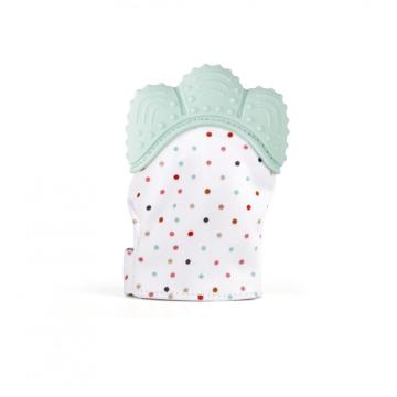 Cute SiliconeTeether Gloves | Manopla de silicona