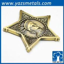 изготовленные на заказ медали золото/серебро/медь плакировка