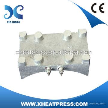 Capa removível Heat Press Heat Platen for heat press Machine