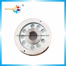 IP68 Stainless Steel CE RoHS LED Fountain Waterproof Light