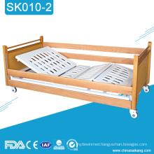SK010-2 Hospital Medical Nursing Manual Bed For Home
