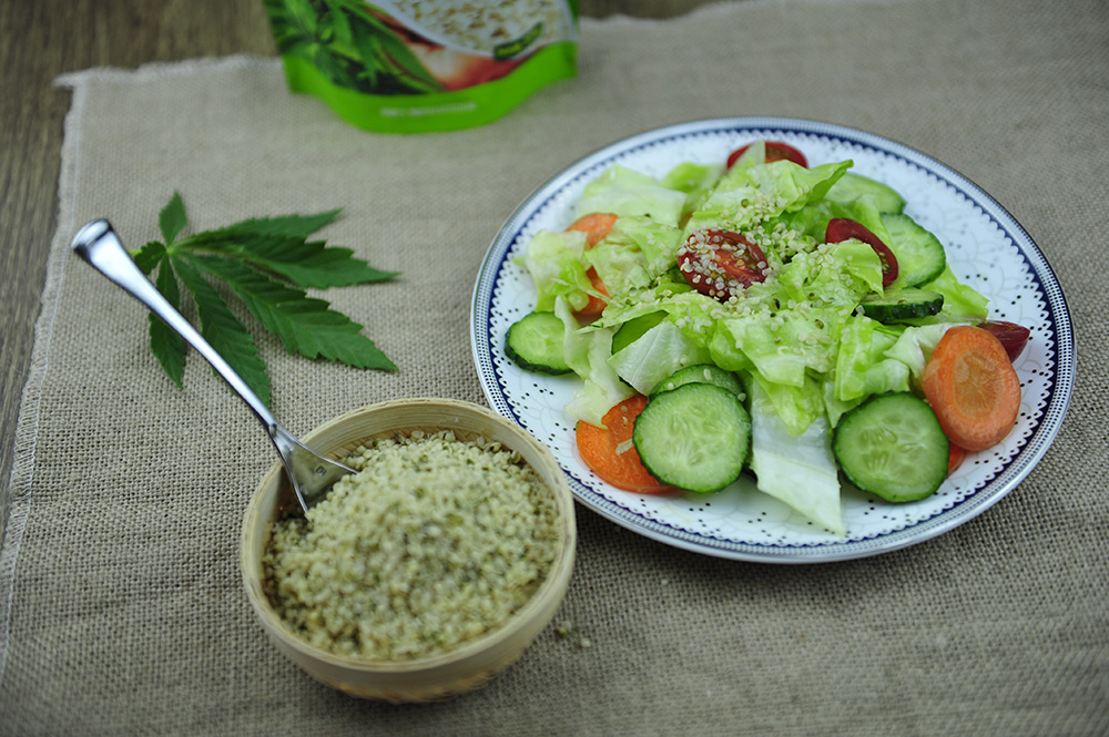 Recipe Hemp Hearts