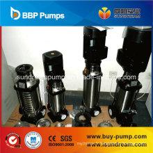 Rcdl / Rqdl Series Pompe verticale à plusieurs étages avec pompe à eau