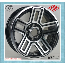 Garantia de qualidade 100% preço competitivo rodas de alumínio do carro de 24 polegadas feitas na China