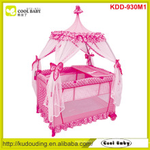 Baby Playpen with Mongolian Style Mosquito Net