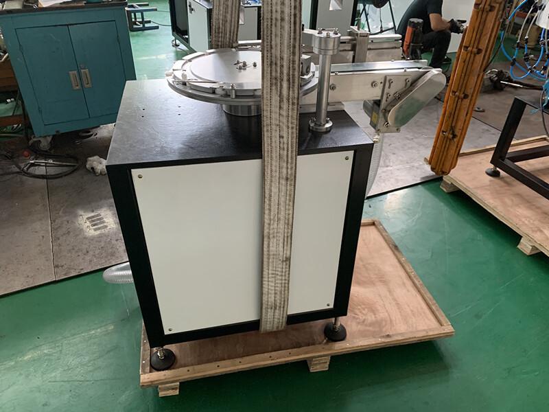 Flip Top Cap Assembly Machine for 28mm cap