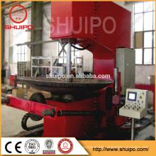 dish head pressing machine/SHUIPO Vessel Bottom Head Automatic Forming Machine