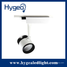 new arrive manfacturer, supplier aluminum round track led light dimmable for commerical light CE,ROHS
