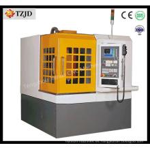 Fresadora del molde del router del CNC del metal