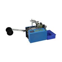 Máquina de corte termorretrátil para tubo e luva