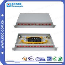 Kpmsp-Dds-FC24 caixa de terminais de fibra óptica de gaveta fictícia