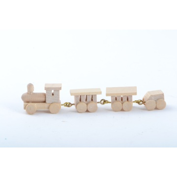 Unfinished Wood Toy Truck Bank