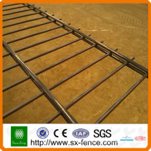 protection double wire fence for farm