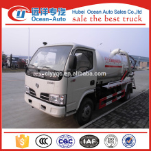 Dongfeng 3000 Liter Suction Sewage Truck