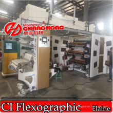 Preservative Film/Shrink Film Flexographic Printing Machine