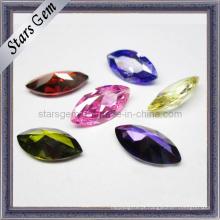 De Boa Qualidade Dazling Multi-Color Marquise Cubic Zirconia para Jóias