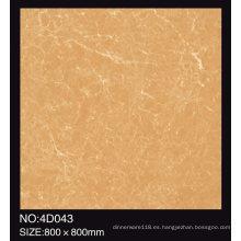 600X600 hecho en porcelana pulida AAA del grado de China azulejos de piso