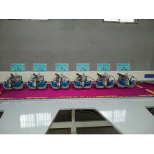 Automatic Multi-Head Hot Fix Rhinestone Machine for Saree, Dress and Galabia