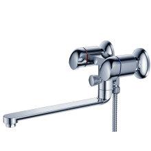 Wand-Einhand-Badewanne Wasserhahn