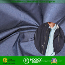 Semi Memory Polyester Spandex Fabric with T400 Fiber for Men′s Long Trench